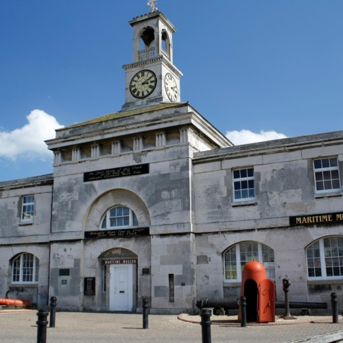 Royal Harbour and Maritime Museum – Ramsgate