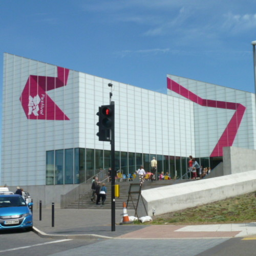 Turner Contemporary Art Gallery