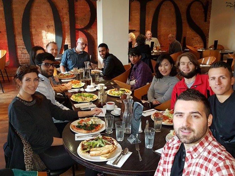 giorgios lunch club december 2016